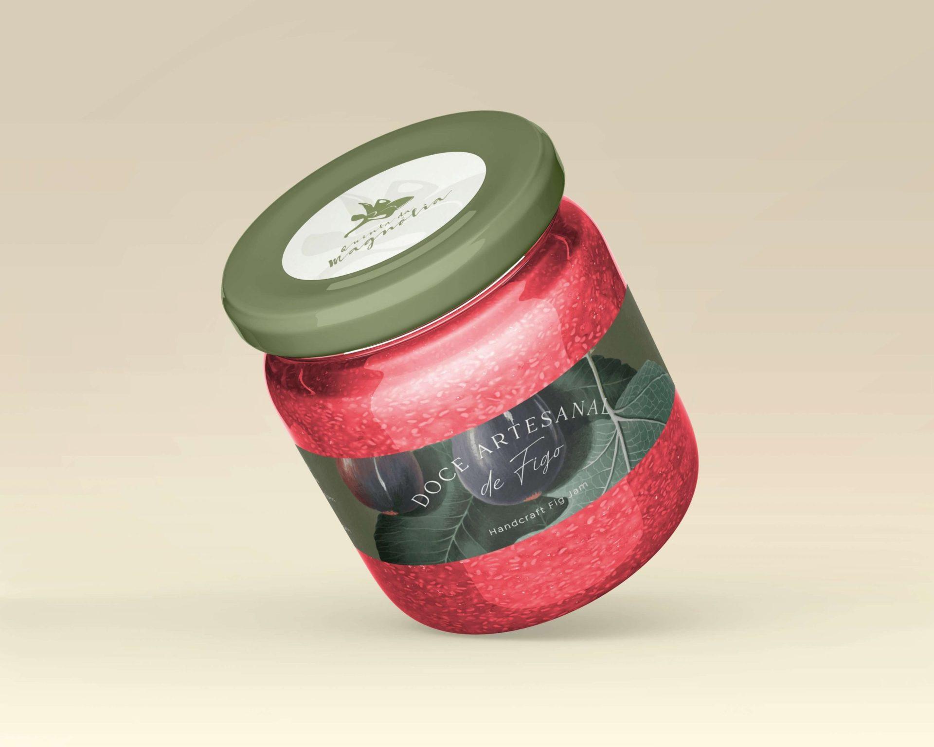rótulos para frascos de doce caseiros quinta da magnólia