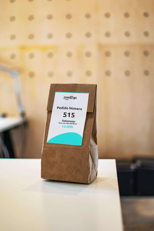 Food2Go packaging